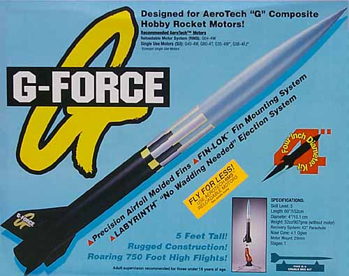 G-FORCE box cover